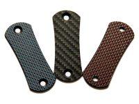 colorful carbon fiber cnc parts