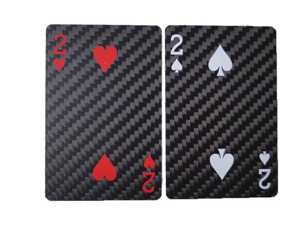 carbon fiber playing cards1