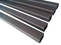carbon fiber rectangular tube