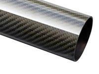 carbon fiber glossy tube