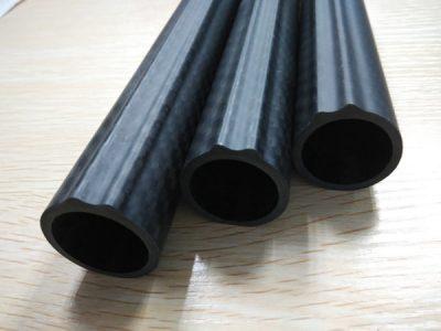 3k carbon fiber spear fishing tube